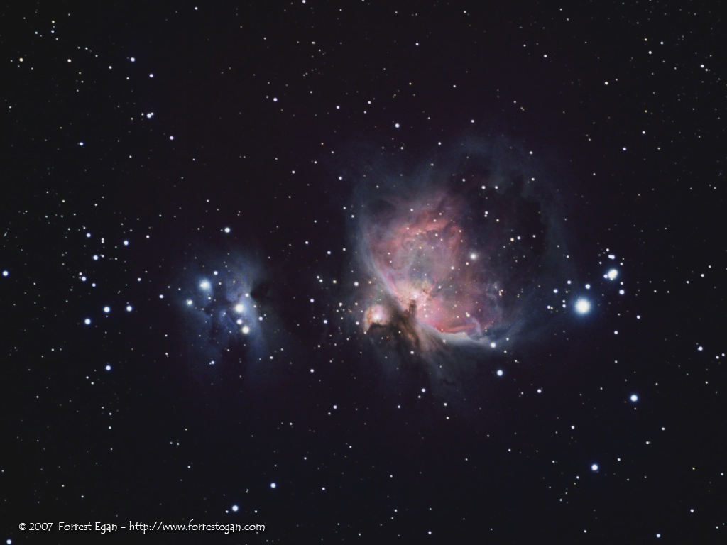 orion nebula high resolution - photo #5
